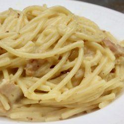 Spaghetti al Moro