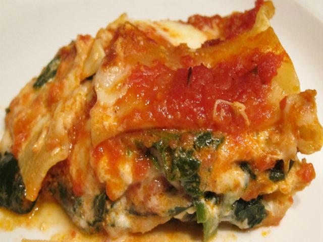 Lasagna con Spinaci 1 640