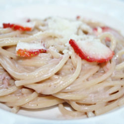 Spaghetti alle Fragole (Strawberries)