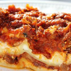 Lasagna di Maiale (Pork Loin)