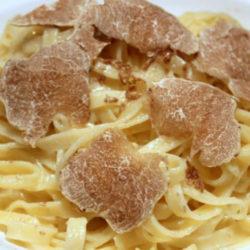 Tagliolini al Tartufo Bianco (White Truffle)