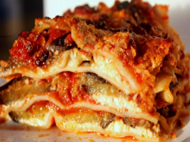 Sundaya Pasta Lasagne alle Melanzane Garrubbo Guide