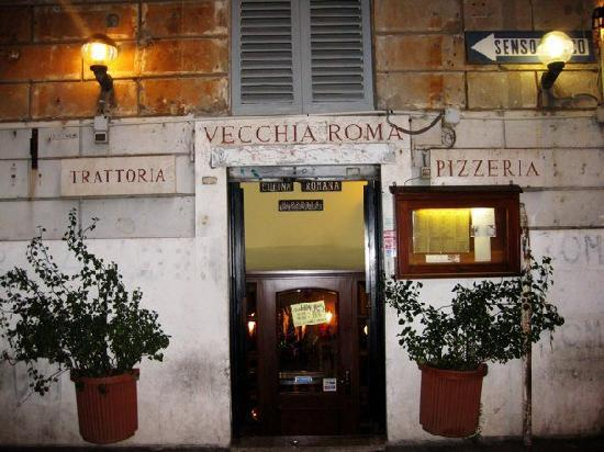 Trattoria Vevchia Roma
