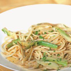 Spaghetti ai Carciofi (Artichokes)