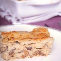 Lasagna ai Funghi e Tartufi (Mushrooms)