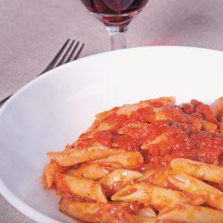 Penne al Sugo di Pomodoro (Tomato Sauce)