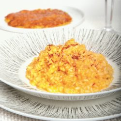 Risotto alla Milanese (Two Ways)