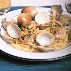 Spaghetti Con le Vongole (Clams)